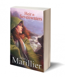 Heir to Sevenwaters Cover