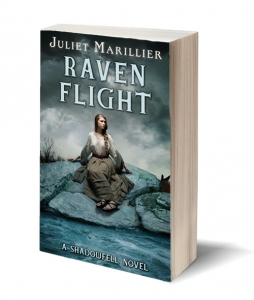 Raven Flight Cover