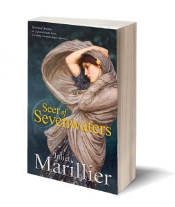 Seer of Sevenwaters Cover