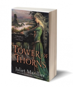 Tower of Thorns Cover