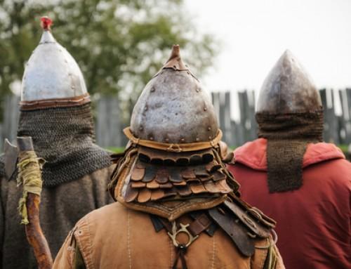 Warrior Bards series
